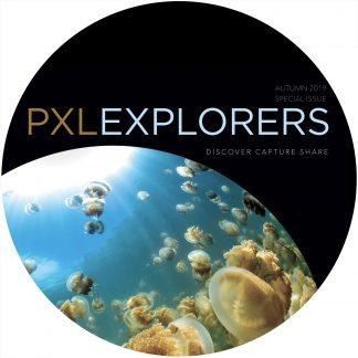 PXLEXPLORERS magazine