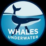 Whales Underwater Logo